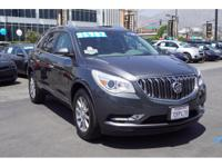 Options:  2014 Buick Enclave Leather|Leather 4Dr