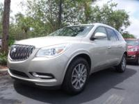 CARFAX One-Owner. Clean CARFAX. 2014 Buick Enclave