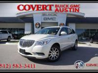 Stylish 2014 Buick Enclave sport utility vehicle with