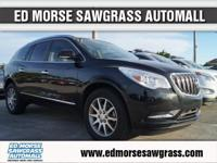 Buick Certified, CARFAX 1-Owner, GREAT MILES 16,065!