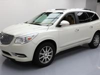 2014 Buick Enclave with 3.6L V6 Engine,Leather