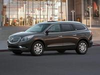Drive home this 2014 Buick Enclave Leather Group in
