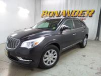 Come see this 2014 Buick Enclave Leather. Its Automatic