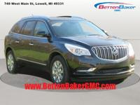 Options:  2014 Buick Enclave Awd 4Dr Premium|4-Wheel