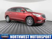 Clean Carfax SUV with Backup Camera!  Options:  Backup