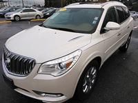 Clean CARFAX. AWD. 2014 Buick EnclaveReviews: * Smooth