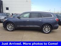 2014 Buick Enclave Premium Group AWD 6-Speed Automatic