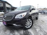 Options:  2014 Buick Enclave Premium Group|Brown|3.16