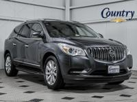 Enclave... Premium... AWD... 3.6 V6... Leather...