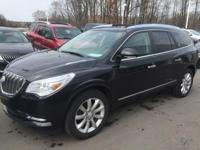 2014 Buick Enclave Premium Group in Black. GM