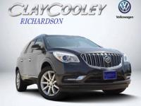 2014 Buick Enclave Iridium Metallic 6-Speed Automatic