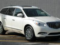 Carfax Certified, 1 Owner!, 2014 Buick Enclave, SUNROOF