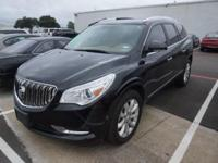 2014 Buick Enclave Premium Group Navigation, Sunroof &