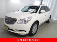 Check out this certified 2014 Buick Enclave Premium.
