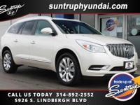 Clean CARFAX. 2014 Buick Enclave Premium Group FWD
