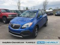 New Price! Priced below KBB Fair Purchase Price!  Buick
