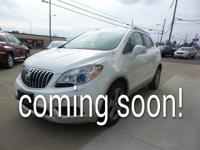 2014 Buick Encore Clean CARFAX. Vehicle Highlights