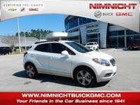 Buick Certified, CARFAX 1-Owner, Excellent Condition,