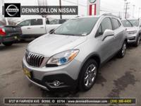 ** COME CHECK OUT THIS GORGEOUS ENCORE AWD!! CARFAX