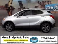 2014 Buick Encore CARS HAVE A 150 POINT INSP, OIL