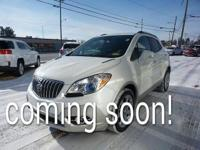 2014 Buick Encore Convenience Clean CARFAX. Priced