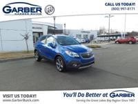 Introducing the 2014 Buick Encore Convenience!