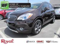 This 2014 Cocoa Buick Encore Convenience is a New