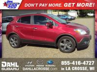 Recent Arrival! 2014 Buick Encore Convenience CARFAX