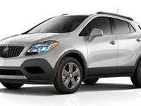 Recent Arrival! 2014 Blue Buick Encore Odometer is 9192