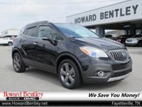 Carbon Black Metallic 2014 Buick Encore Convenience FWD
