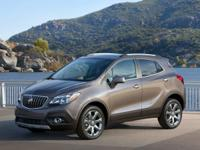 CARFAX One-Owner. White Pearl Tricoat 2014 Buick Encore