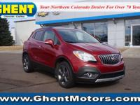 ONLY 34,540 Miles! EPA 30 MPG Hwy/23 MPG City! Sunroof,