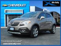 Brown 2014 Encore Buick CARFAX One-Owner. Clean CARFAX.