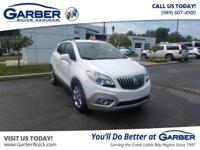 2014 Buick Encore Leather! Featuring a 1.4L 4 cyls and