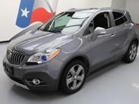2014 Buick Encore with 1.4L MFI Engine,Automatic
