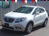 This one owner 2014 All Wheel Drive Buick Encore has a