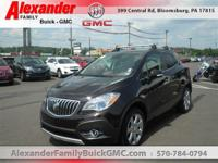 Beige 2014 Buick Encore Premium AWD 6-Speed Automatic