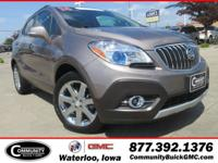 This+certified+pre-owned+2014+Buick+Encore+in+Waterloo%