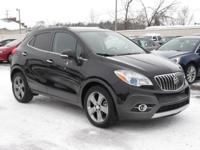 Options:  2014 Buick Encore Fwd 4Dr Premium|Front Wheel