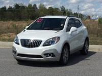 Options:  2014 Buick Encore| This Is It. Your Buying