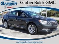 2014 Buick LaCrosse Priced below MSRP!!! What a value!