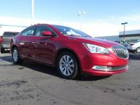 Check out this 2014 Buick LaCrosse Base. Its Automatic