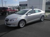 2014 Buick LaCrosse ... Leather Group Trim Package ...
