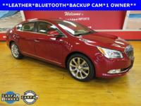 New Price! BACKUP CAM, BLUETOOTH, LEATHER, ONE OWNER,