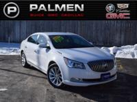2014 Buick LaCrosse Leather Group FWD 6-Speed Automatic