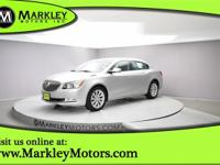 2014 Buick LaCrosse - 1 Owner, Clean Carfax! Fantastic