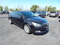 Options:  2014 Buick Lacrosse Leather|Leather|4D