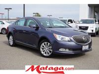 2014 Buick LaCrosse Leather Group in Atlantis Blue