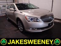 Our 2014 Buick LaCrosse has aced its 172 Point