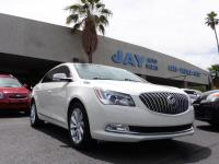 Options:  2014 Buick Lacrosse 4Dr Sdn